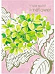 Tricia Guild Lime Flower Journal