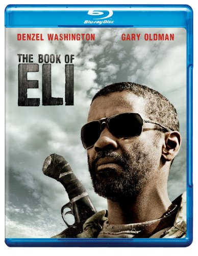 Cover art for  The Book of Eli [Blu-ray]