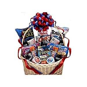 Coke Snack Works Gift Basket - Large