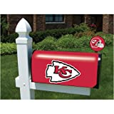 NFL Chiefs Mailbox Cover at Amazon.com