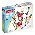 Quercetti Super Marble Run Vortis, 224 Pieces