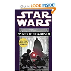 Star Wars: Splinter of the Mind's Eye by Alan Dean Foster