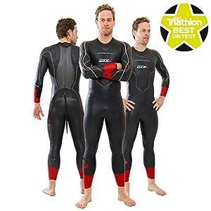 Zone3 Mens Vanquish Wetsuit - 2014 Edition - L
