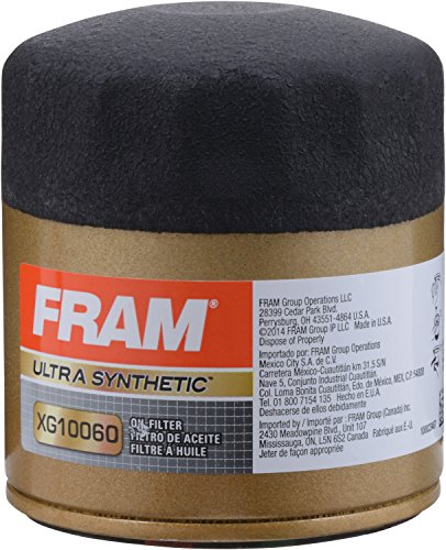 FRAM XG10060 ULTRA Spin-On Oil Filter with Sure Grip (2011 Dodge Journey Oil Filter compare prices)