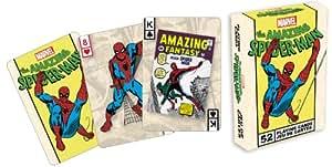 Aquarius Marvel Comics The Amazing Spiderman Playing Card Game