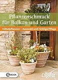 Pflanzenschmuck für Balkon und Terrasse: Kübelpflanzen - Auswahl und richtige Pflege (German Edition)