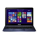 ASUS X205TA 11.6 Inch Laptop (Intel Atom, 2 GB, 32GB SSD, Dark Blue) - Free Upgrade to Windows 10