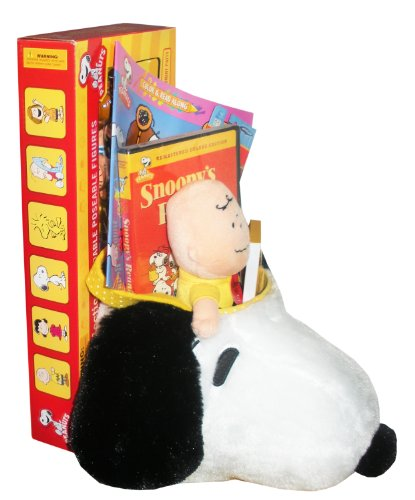 Other toys the peanuts gang gift basket snoopy easter basket this peanuts gang gift basket includes the peanuts collection bendable poseable figures 6 figures a ty beanie baby peanuts character may vary between negle Images