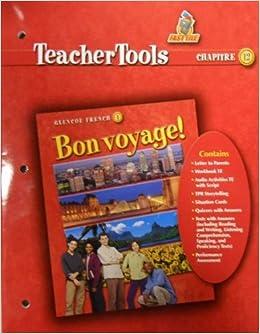 bon voyage level 3 workbook answer key pdf