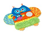 Earlyears Busy Buddy Blanket, Owl