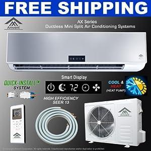 Amazon Com Amvent 18000 Btu Mini Split Air Conditioner