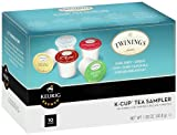 Twinings K-Cup Tea Sampler, 10-Count