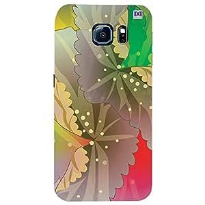 Multicolor Design - Mobile Back Case Cover For Samsung Galaxy S7 Edge