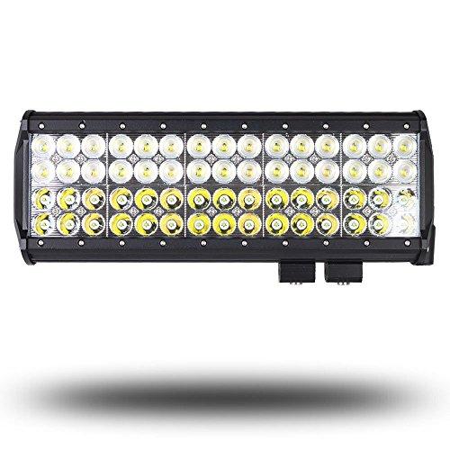 "Kohree® 15""180W Off Road Led Work Light Bar Flood/Spot Combo Beam 14500 Lumen Great For Jeep Cabin/Boat/Suv/Truck/Car/Atv"