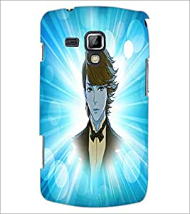 PrintDhaba prince D-2892 Back Case Cover for SAMSUNG GALAXY S DUOS 2 S7582 (Multi-Coloured)