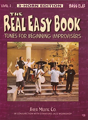 The Real Easy Book - level 1 bass clef PDF