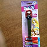 Pez Dispenser - Disney Princess Merida from the Movie Brave