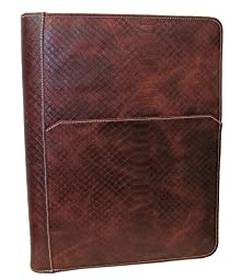 Amerileather Leather Writing Portfolio Cover