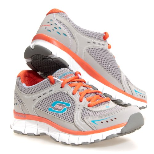 Skechers Womens Fly Sport Nylon Running Jogging Shoes sz 8.5