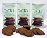 Tates Bake Shop All Natural Chocolate Chip Cookies 7oz (Pack of 3)