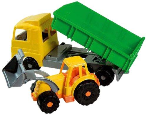 Imagen 3 de Androni 612025 - Camión Con Maquinaria Op 49 Cm