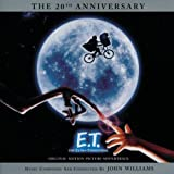 Unknown E.T. The Extra-Terrestrial: The 20th Anniversary Edition Extra tracks, Original recording remastered, Soundtrack edition (2002) Audio CD