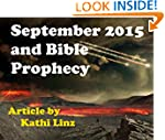 September 2015 and Bible Prophecy