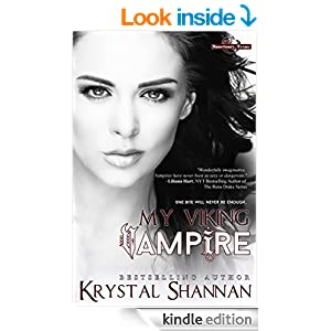 Amazon.com: My Viking Vampire (A Vampire Romance) (Sanctuary, Texas Book 1)
