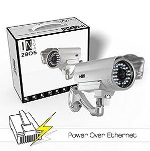INSTAR IN2905 PoE 10047 wetterfeste PoE Netzwerkkamera  Kundenbewertung und weitere Informationen