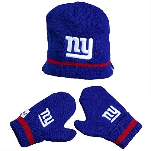 NFL New York Giants Infant Stripe Knit Set, Royal