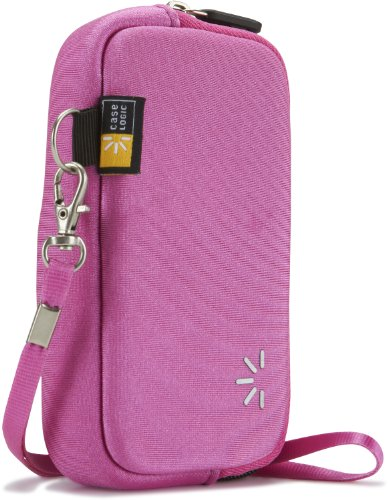 Case Logic UNZB-3 Neoprene Compact Camcorder/Camera Case (Pink)