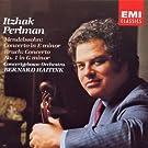 Mendelssohn: Violin Concerto in E minor; Bruch: Violin Concerto #1; Itzhak Perlman