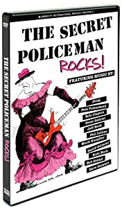 Secret Policeman's Ball: The Secret Policeman Rocks!