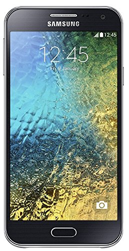 Samsung Galaxy E5 (Black, 16GB)
