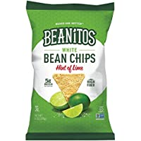 6-Pack Beanitos Navy Bean Chips with Sea Salt, Hint of Lime (6-Ounce)