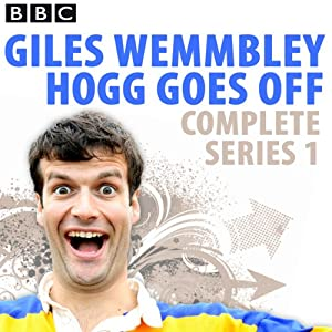 Giles Wemmbley Hogg Goes Off Radio/TV Program