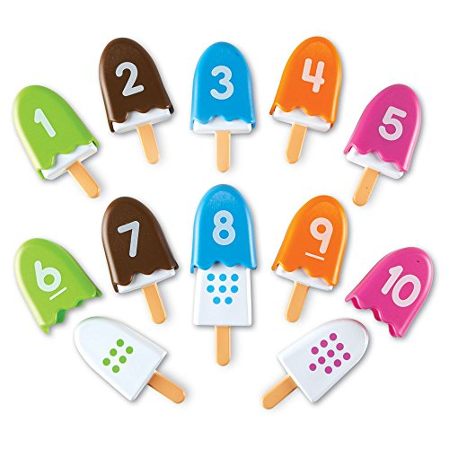 Learning Resources Smart Snacks Number Pops (Ice Cream Matching Game compare prices)