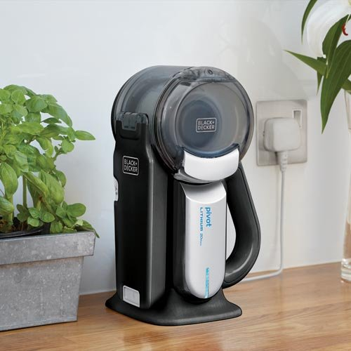 Black & Decker BDH2000PL MAX Lithium Pivot Vacuum