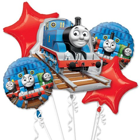 Thomas & Friends Bouquet Of Balloons