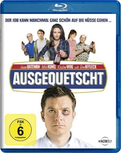 Ausgequetscht [Blu-ray]