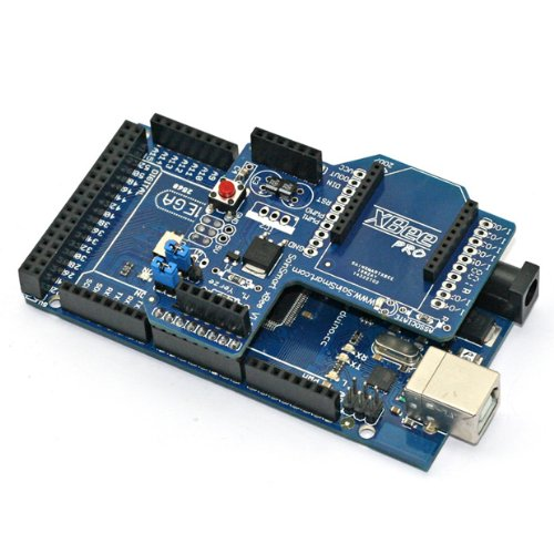 Sainsmart C09 Kit With Mega Atmega2560 + Xbee Shield For Arduino Uno R3 Mega R3 Mega2560 Duemilanove Nano Robot Xbee Zigbee