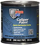 POR-15 42806 Red Caliper Paint - 8 fl. oz.