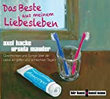 Image de Das Beste aus meinem Liebesleben, 1 Audio-CD: Geschichten und Songs über die Liebe a