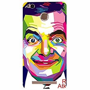 Xiaomi Redmi 3s Mr Bean Printed back cover