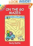 On the Go Mazes (Dover Little Activit...