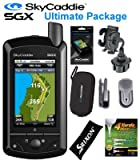 SkyCaddie SGX GPS Range Finder Bundle