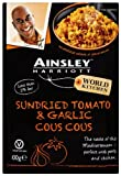 Ainsley Harriott Sun Dried Tomato Couscous 100 g (Pack of 12)