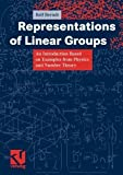 img - for Representations of Linear Groups: An Introduction Based on Examples from Physics and Number Theory (Vieweg Monographs) 2007 edition by Berndt, Rolf (2007) Paperback book / textbook / text book