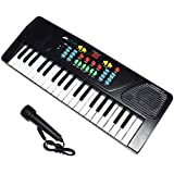 Best2Buy 37 Key Electronic Keyboard Piano + RECORDING Function + MIKE TO SING