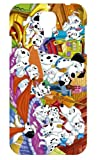101 Dalmatians Cartoon Fashion Hard back cover skin case for samsung galaxy s4 i9500-s4da1004